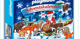 "Playmobil - 4155 - Advent Calendar ""Christmas in the Forest"""