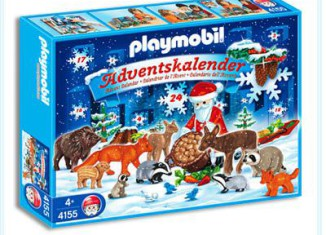 """Playmobil - 4155 - Advent Calendar """"Christmas in the Forest"""""""