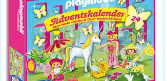 "Playmobil - 4158 - Advent Calendar ""Unicorn in Fairy World"""