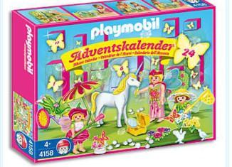 "Playmobil - 4158 - Advent Calendar ""Unicorn in Fairy World"""