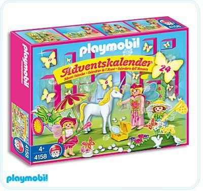Playmobil adventskalender 9485