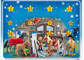 Playmobil - 4159 - Advent Calendar 'Pony Ranch'