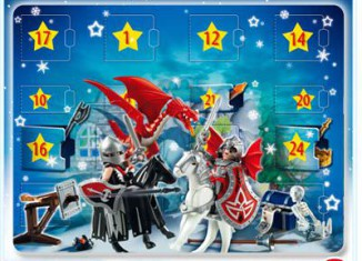 Playmobil - 4160 - Advent Calendar 'Dragon's Land'