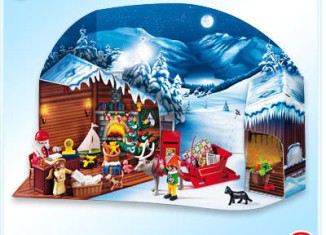 Playmobil - 4161 - Advent Calendar 'Christmas Post Office'