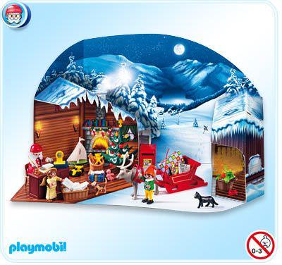 playmobil 4161 advent calendar christmas post office - Post Office Christmas Eve