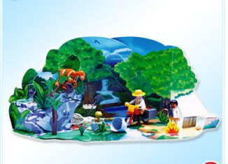 Playmobil - 4162 - Advent Calendar Dinosaur Expedition