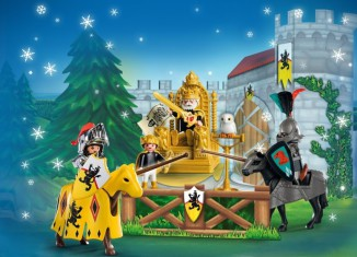 Playmobil - 4163 - Emperor's Knights Tournament