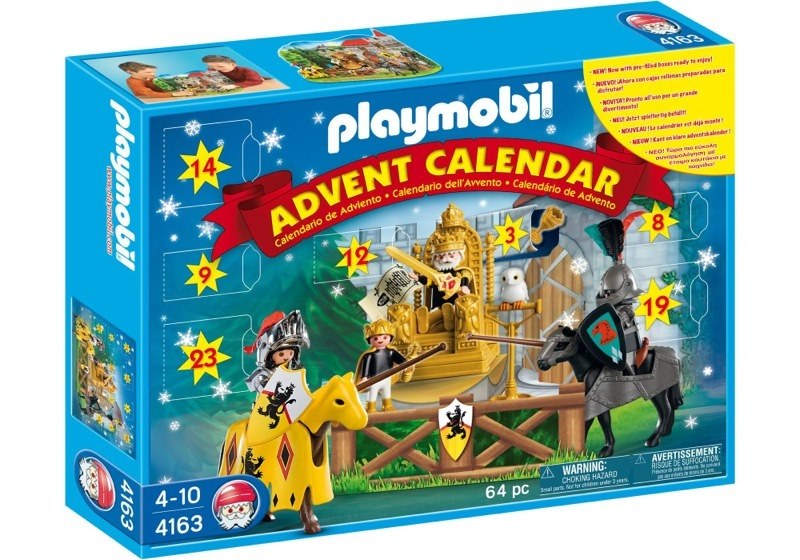 Playmobil 4163 - Emperor's Knights Tournament - Box