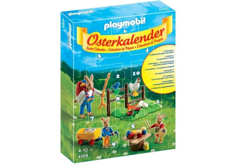 Playmobil 4169 - Easter calendar - Box