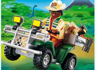 Playmobil - 4176 - Explorer Quad