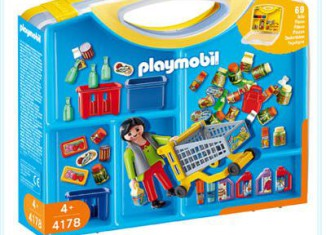 Playmobil - 4178 - Shopper Carrying Case