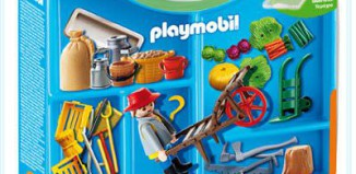 Playmobil - 4179 - Farmer Carrying Case