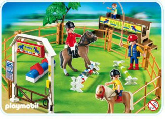 Playmobil - 4185 - Dressage