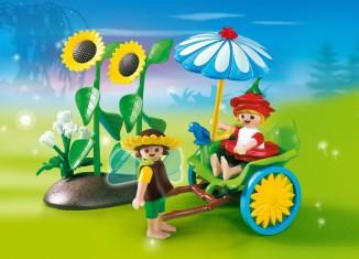 Playmobil - 4197 - Rickshaw