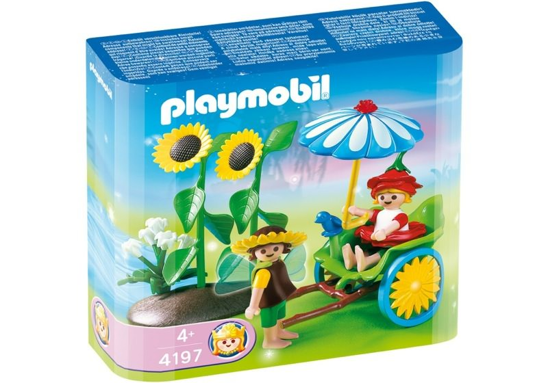 Playmobil 4197 - Rickshaw - Box