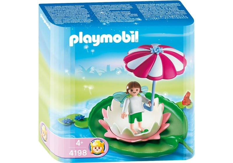 Playmobil 4198 - Water Lily - Box