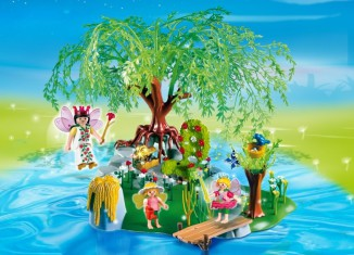 Playmobil - 4199 - The Fairy Garden
