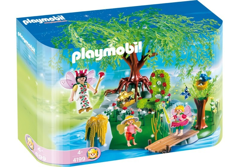 Playmobil 4199 - The Fairy Garden - Box