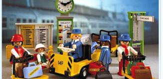 Playmobil - 4202v1 - Train Travellers