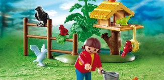 Playmobil - 4203 - Bird Feeder