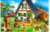 Playmobil - 4207 - Forest Lodge