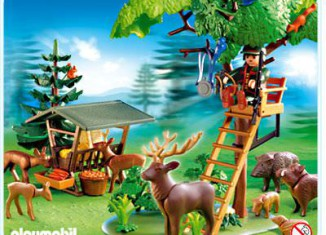 Playmobil - 4208 - Ranger's Post