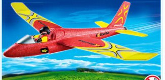 Playmobil - 4214 - Hand-Launch Glider 'Extreme Team'