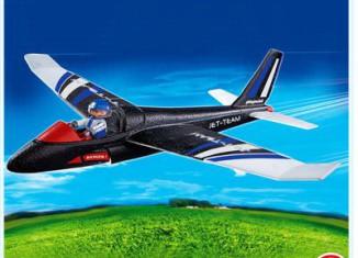 Playmobil - 4215 - Hand-Launch Glider Jet Team