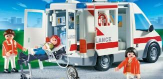 Playmobil - 4221 - Ambulance