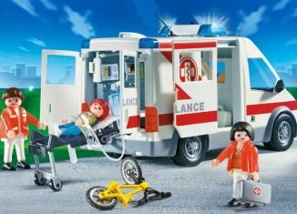 Playmobil - 4221 - Ambulance