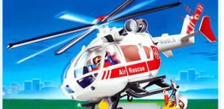 Playmobil - 4222 - Medical 'Copter