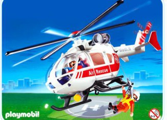 Playmobil - 4222 - Medical 'Copter