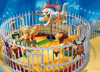 Playmobil - 4233 - Wild animals trainer