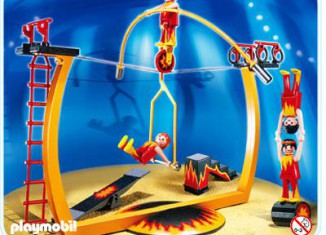 Playmobil - 4236 - Tightrope Artists