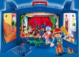 Playmobil - 4239 - My Take Along Puppet Theater