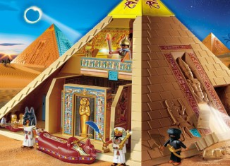Playmobil - 4240 - Pyramid