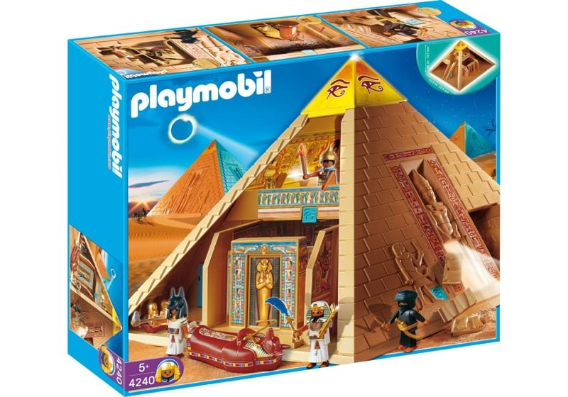 Playmobil 4240 - Pyramid - Box