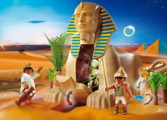 Playmobil - 4242 - Sphinx with Mummy
