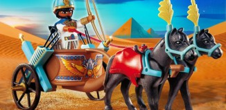 Playmobil - 4244 - Egyptian Chariot