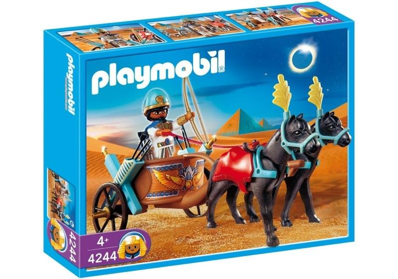 Playmobil 4244 - Egyptian Chariot - Box
