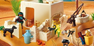 Playmobil - 4246 - Tomb with Treasure