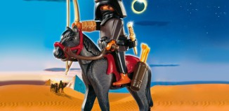 Playmobil - 4248 - Robber with Horse