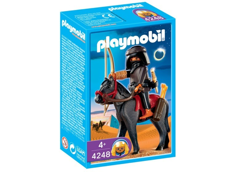 Playmobil 4248 - Robber with Horse - Box