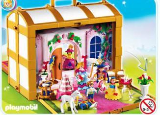 Playmobil - 4249 - My Take Along Princess Fantasy Chest