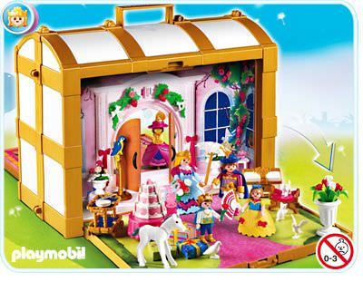 playmobil set 4249 my take along princess fantasy chest. Black Bedroom Furniture Sets. Home Design Ideas