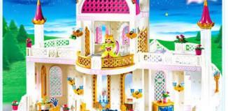 Playmobil - 4250 - Magic Castle with Princess Crown