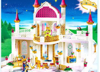 Playmobil - 4250 - Magic Castle with Princess Crown