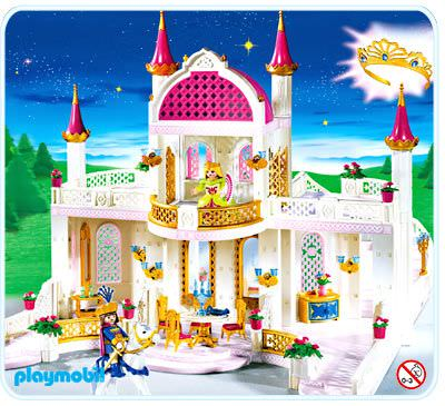 playmobil set 4250 magic castle with princess crown. Black Bedroom Furniture Sets. Home Design Ideas