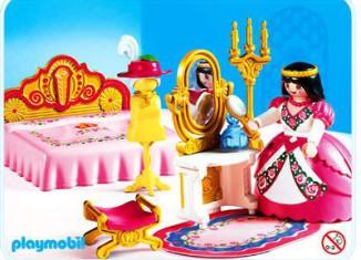 Playmobil - 4253 - Royal Bedroom
