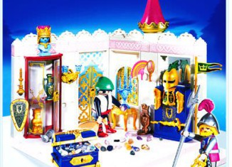 Playmobil - 4255 - Royal Treasury